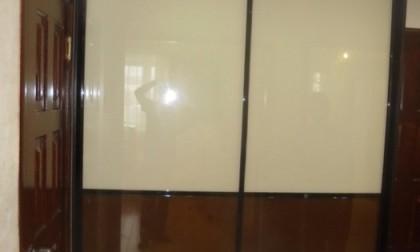 Шкаф-купе из стекла Лакобель «Модель 60»
