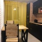 Кухня МДФ в эмали «Gasteria»