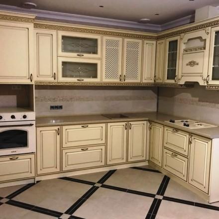 Кухня МДФ в эмали «ASTER»