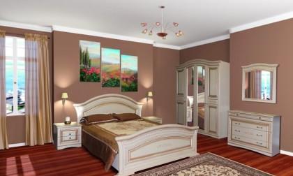 Спальня 77