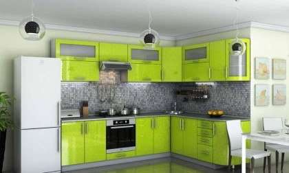Кухня Лайм