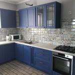Кухня МДФ в эмали «IRIS»