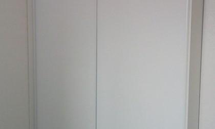 Шкаф-купе из стекла с Oracal «Модель 37»