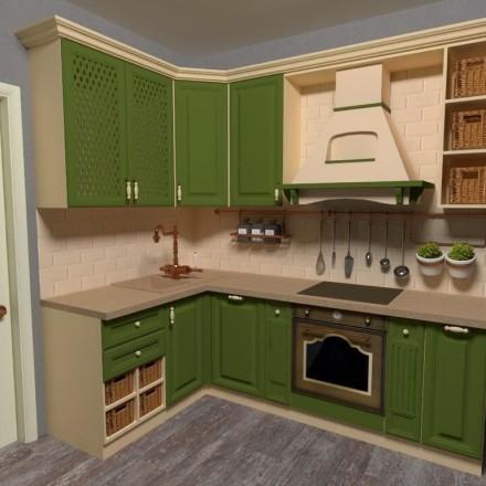 Кухня Рино