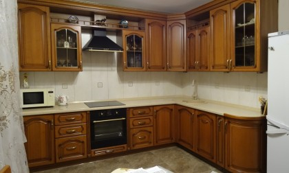 Кухня из массива «Algedi»