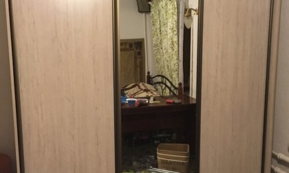 Шкаф-купе с зеркалом «Модель 29»