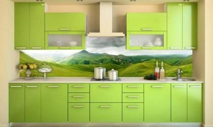 Кухня Green tea